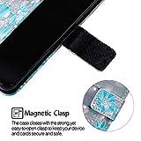 OnePlus 5 Case,PU Leather Wallet Flip Full Body