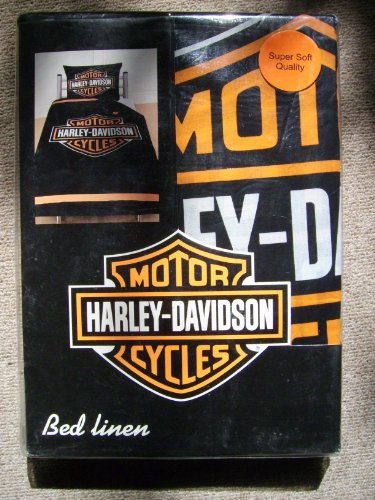 harley davidson bettw sche my blog. Black Bedroom Furniture Sets. Home Design Ideas