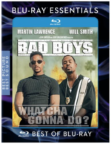 Blu-ray : Bad Boys (, Dubbed, Dolby, AC-3, Repackaged)