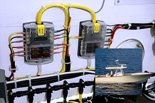electric anchor winch salt water - 7