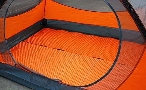 Outdoor Hiking Mountaineering Foam Camping Mat Sleeping
