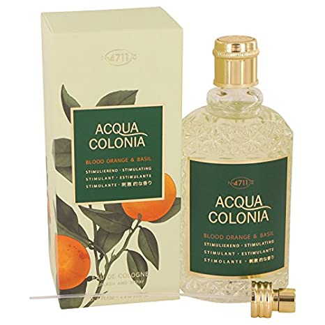 Amazon.com : Mãurer & Wîrtz 4711 Acqua Colonîa Blõod Orangé & Basil Pérfume for Women 5.7 oz Eau De Cologne Spray (Unisex) : Beauty