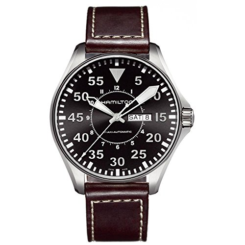 Hamilton Khaki Pilot Mens Watch H64715535