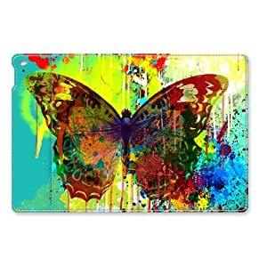 Abstract Butterfly Leather Cover for iPad Air 2 by ruishername