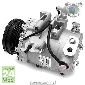 Crn Compresor Aire Acondicionado SIDAT Suzuki Swift III Benzin: Amazon.es: Coche y moto