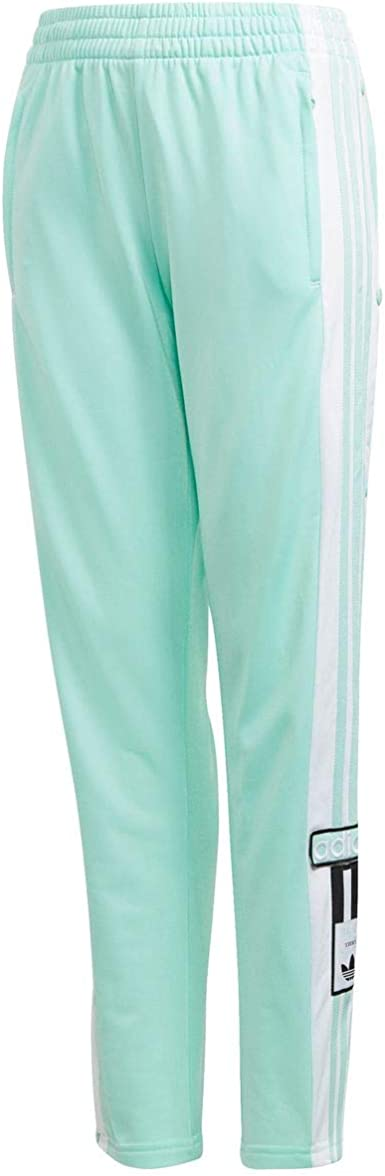adidas Adibreak Pantalón, niña, Clear Mint/Bianco, 13-14: Amazon ...
