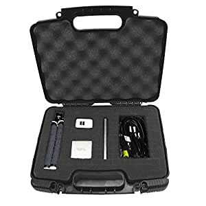 Amazon Com Portable Travel Projector Carry Hard Case W