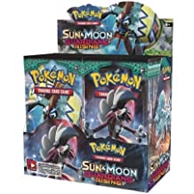 Pokemon TCG: Sun and Moon-Guardians Rising Booster Display