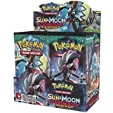 Pokemon - Sun And Moon Guardians Rising Booster Box of 36 packets of 10 cards