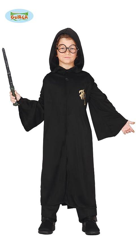 Disfraz de Estudiante de Mago para niño: Amazon.es: Juguetes ...