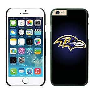 NFL Baltimore Ravens iPhone 6 Plus Case 31 Black 5.5 Inches NFLIphone6PlusCases13421