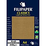 Papel Filiperson, Natural
