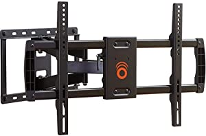 ECHOGEAR Full Motion Articulating TV Wall Mount Bracket for TVs Up to 70