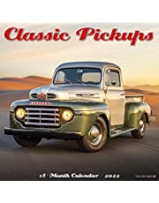 Classic Pickups 2022 Wall Calendar (Trucks)