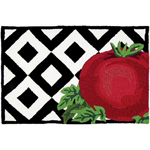 Jellybean Tomato On Tile Kitchen Indoor/Outdoor Machine Wash