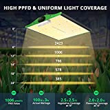 LED Grow Light, VIPARSPECTRA Newest P1000 Full