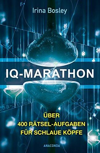 IQ-Marathon: Über 400 Rätsel-Aufgaben für schlaue Köpfe