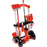 Casdon Henry Pretend Play Cleaning Trolley Toys for Kids