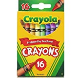 Crayola Classic Color Pack Crayons 16 ea ( Pack of 48)