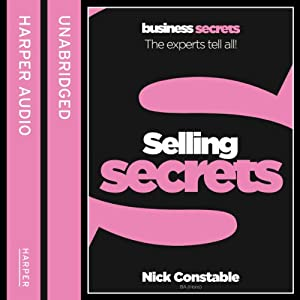 Selling Secrets Audiobook