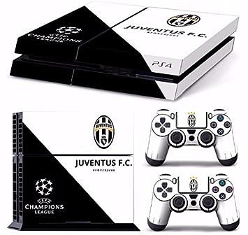 Skin PS4 Juventus carcasa PS4 Sticker adhesivo Skin RAID ...