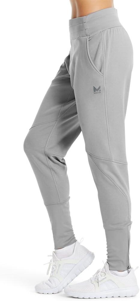 Mission Womens VaporActive Gravity Fleece Training Pants