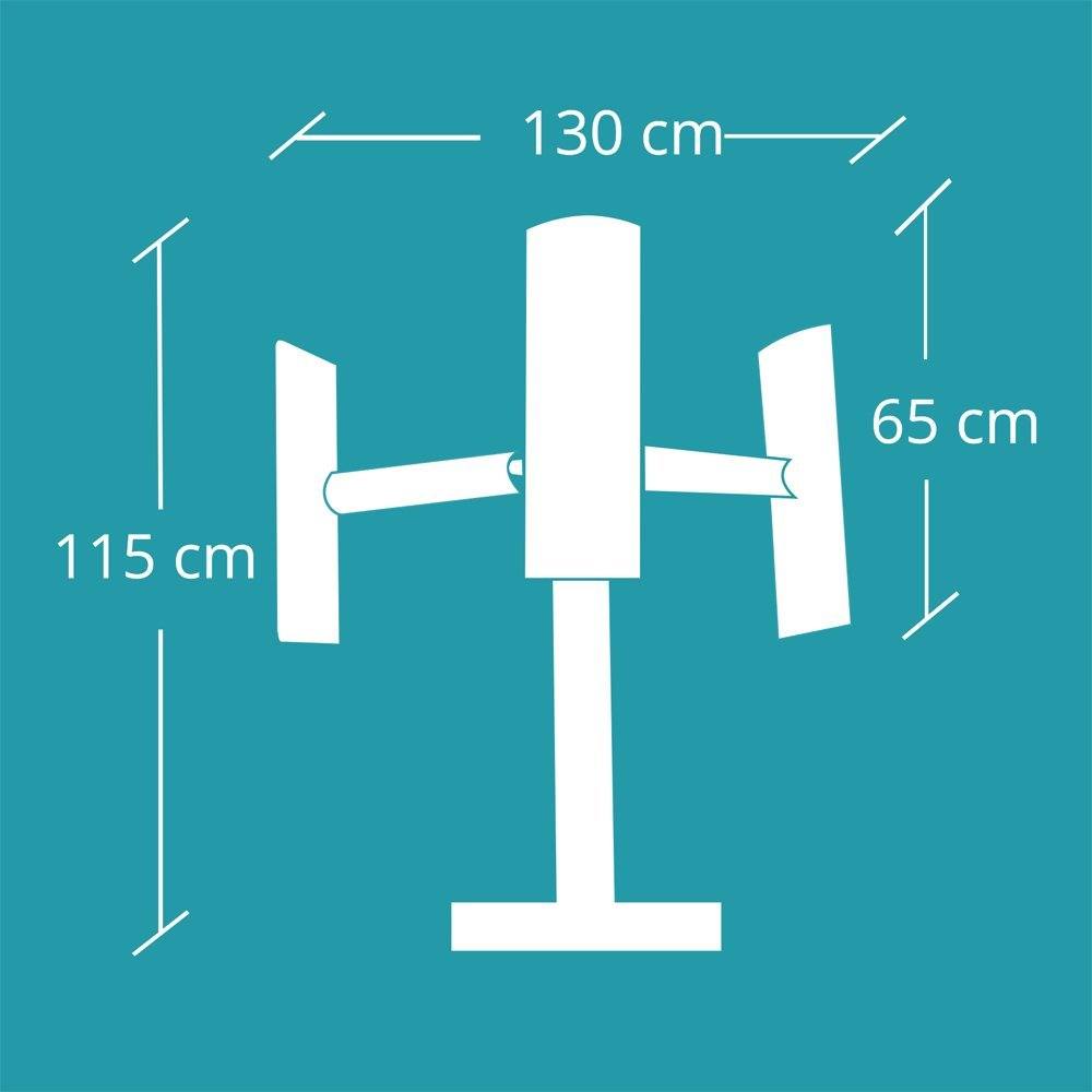 Makemu Energy Mini Micro Home Vertical Axis Wind Generator Motor Together With Turbine Diagram In Power 500 750 1000 W Small Domestic Mill Darrieus Savonius 1kw Garden