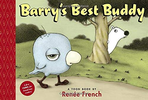 Barry's Best Buddy: TOON Level 1 (Best French Novels For Beginners)