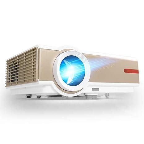 Proyector HD 1080P Pared del Dormitorio Fundido sin ...