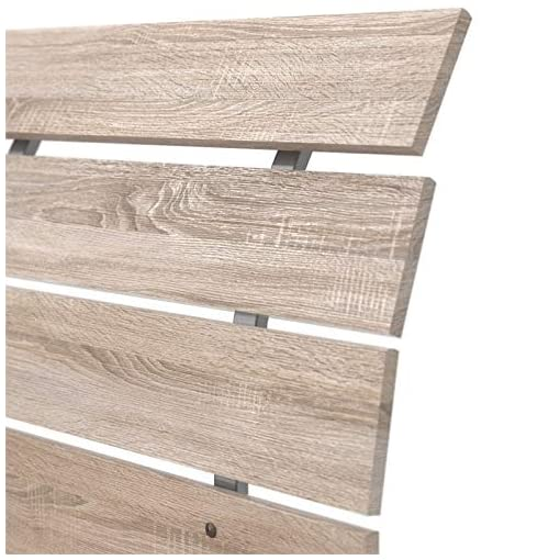 Bedroom Tvilum Scottsdale 2 PC Full Platform Bed Set in Truffle modern bedroom furniture sets
