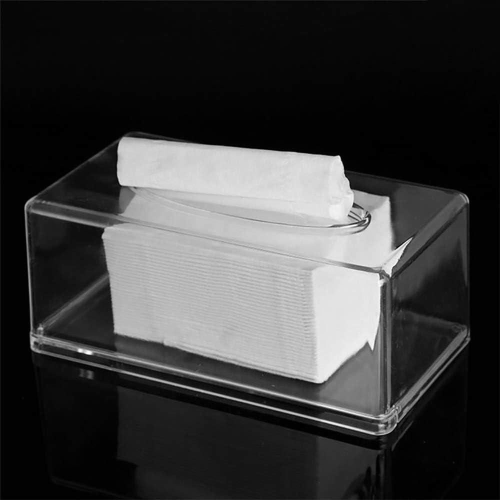 Porta salviette e portatovaglioli in Acrilico Trasparente Quadrato aoory