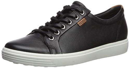 721659bb9 ECCO Shoes Women's Soft 7 Lace Fashion Sneakers: Amazon.ca: Shoes ...