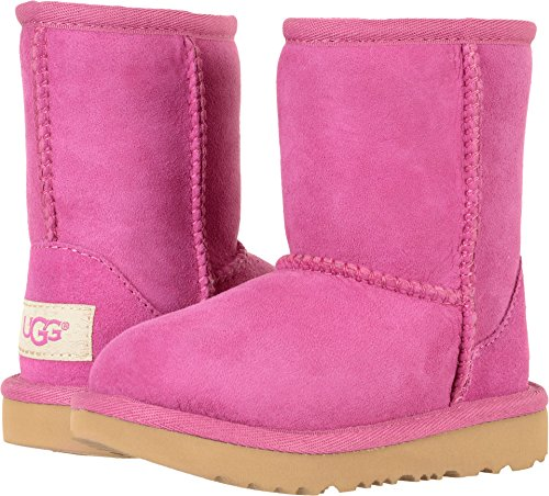 UGG New Girls Toddlers Classic II Boot Magenta Rose 7
