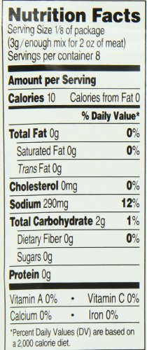 Chi-Chi's Restaurante Seasoning Mix, 0.78-Ounce Packages (Pack of 24) by Chi Chi's (Image #2)