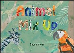 Book Animal Mix Up