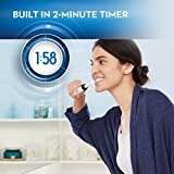 Oral-B Black Pro 1000 Power Rechargeable Electric Toothbrush Powered by Braun Variant Image