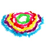 Boas | Dazzling Toys Mini Maraboou Feather Boas Halloween Costume Dress up Party 12 Pack