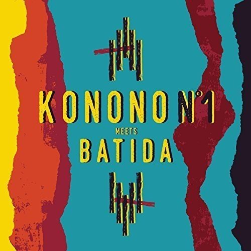 Vinilo : Konono No 1 - Konono No 1 Meets Batida (Deluxe Edition, Digital Download Card, 2 Disc)