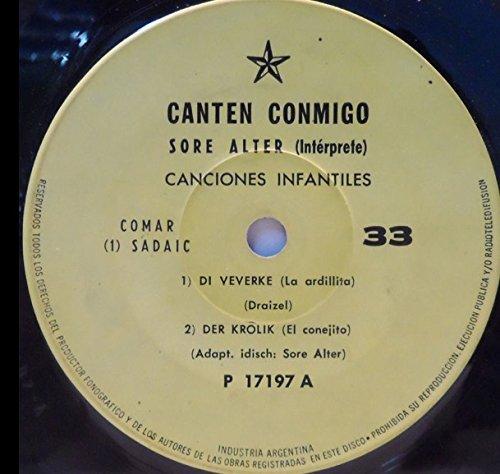 Sore Alter with accordion - Canten Conmigo- Canciones Infantiles Ep Ladino? - Amazon.com Music