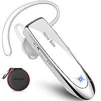 New bee Zestaw słuchawkowy Bluetooth Wireless zestaw słuchawkowy Bluetooth z mikrofonem do iPhone Samsung Huawei z 60…