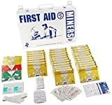 Certified Safety K202-620 36M MSHA Miners First Aid Kit in Metal
