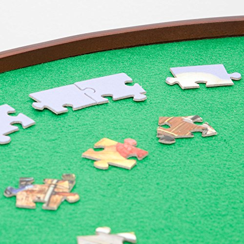 how to make a jigsaw puzzle spinner