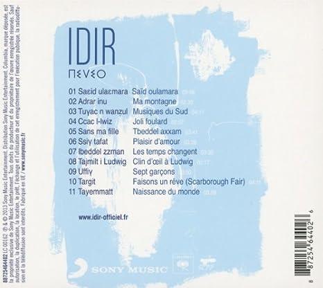 TÉLÉCHARGER MUSIC KABYLE IDIR 2013