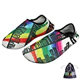 RAHATA Quick Dry Water Shoes Lightweight Women Yoga Shoes With Storage Bag, 11-12 B(M) Us Women/9.5-10.5 D(M) Us Men