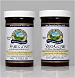 Naturessunshine Vari-Gone Circulatory System Support 90 Capsules (Pack of 2) For Sale