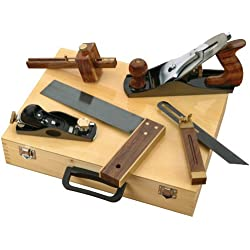 Woodstock D4063 Professional Woodworking Kit, 5-Piece