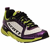 Scott Running Women's Eride Trainer 2 Running Shoe,White/Purple,9.5 M US For Sale