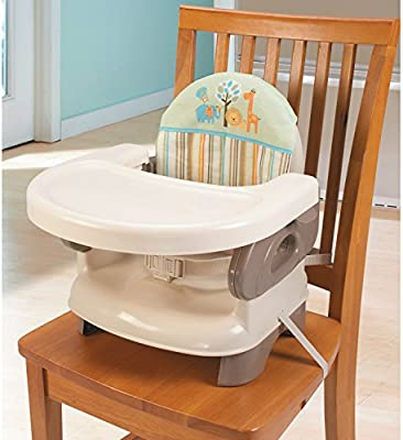 Summer Infant Deluxe Comfort Folding Booster Seat Tan Amazon Sg Baby
