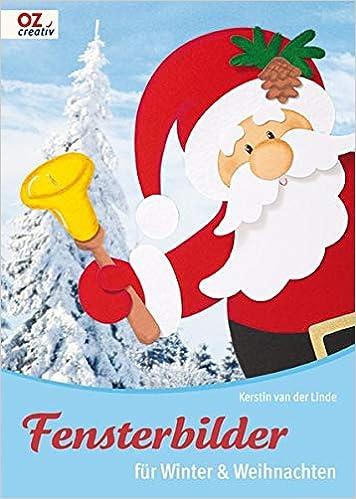 Fensterbilder Für Winter Weihnachten 9783866731479