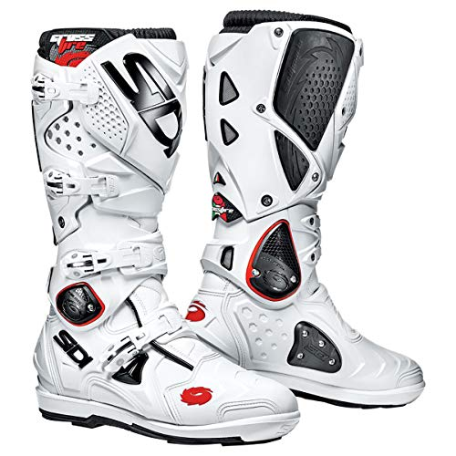 Sidi Crossfire 2 SRS Offroad Boots White (US 11)